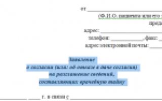 Ответственность за разглашение врачебной тайны: статья УК РФ, понятие, нарушение