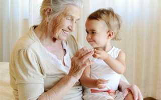 Образец доверенности на ребенка бабушке и ее составление