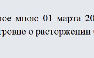 Заявление о возвращении искового заявления: правила оформления